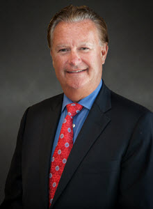 Portrait of William J. Cunningham, Senior Vice President Corporate Government Relations at Ameresco