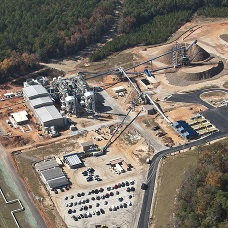 Savannah River Site Biomass Cogeneration Facility Ameresco