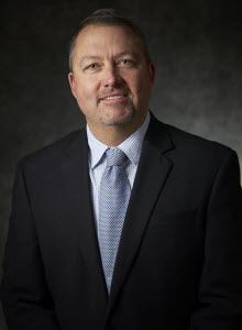 Portrait of Colin Gates, Vice President Sales and Marketing at Ameresco Solar