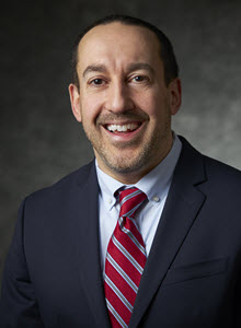 Portrait of Mark Chiplock, Ameresco Controller and Chief Accounting Officer