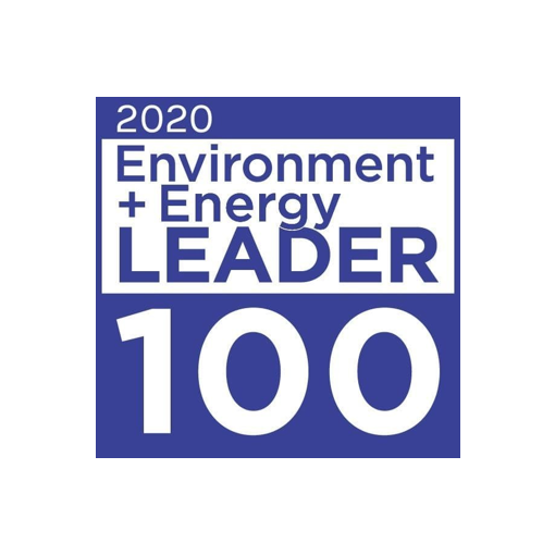 2020 Environment + Energy Leader 100 logo
